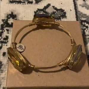 Bourbon and and bow ties bracelet- new condition